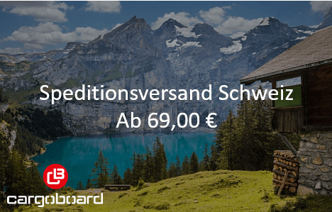 Speditionsversand Schweiz
